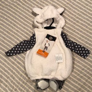 NWT Baby Lamb costume